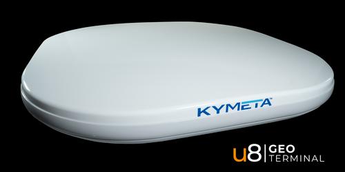 KYMETA U8 GEO TERMINAL, 20 W BUC, IQ 200, LTE ADVANCED PRO