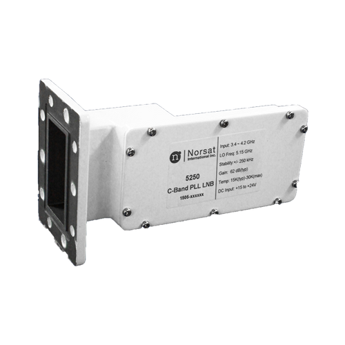 Norsat 5000 Series 5150IN C-Band Single-Band LNB