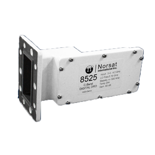 Norsat 8000 Series 8000RIN C-Band Single-Band LNB