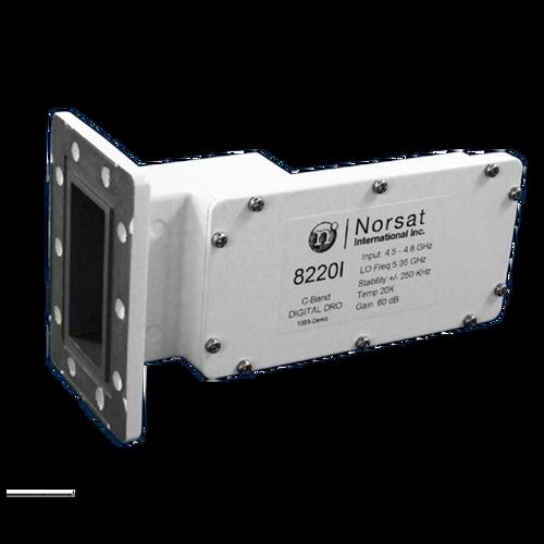 Norsat 8000 Series 8520IF C-Band Single-Band LNB
