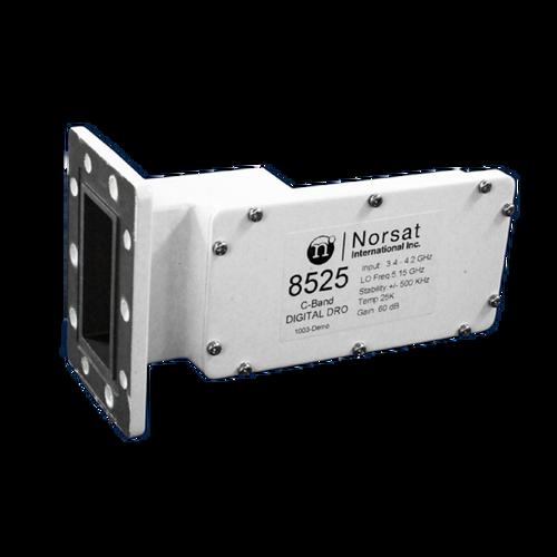 Norsat 8000 Series 8525F C-Band Single-Band LNB