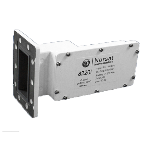Norsat 8000 Series 8525IN C-Band Single-Band LNB