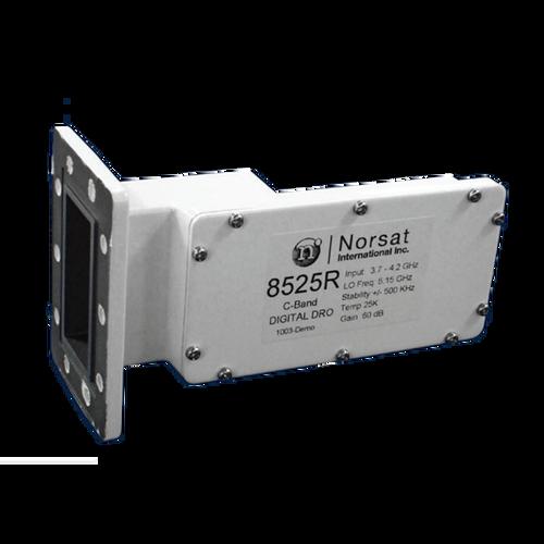 Norsat 8000 Series 8525RF C-Band Single-Band LNB