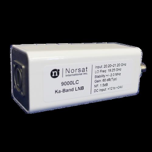 Norsat 9000 Series 9000LBF Ka-Band Single-Band LNB