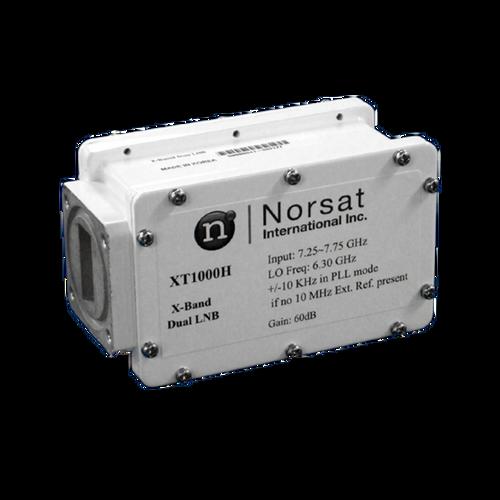 Norsat 1000 Series XT1000HN X-Band Dual-modeLNB