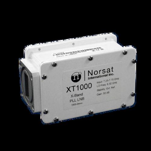 Norsat 1000 Series XT1000N X-Band Single-Band LNB
