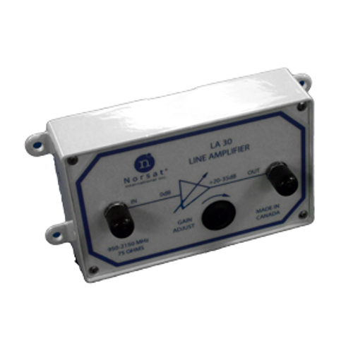 Norsat  Line Amplifier