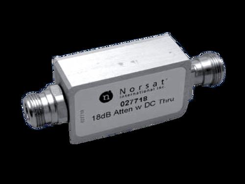 Norsat Line attenuator LA106N
