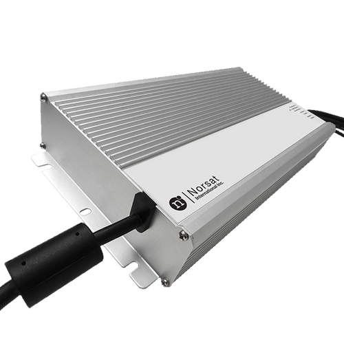 Norsat 600W ATOM Power Supply PS600-AT1-IEC