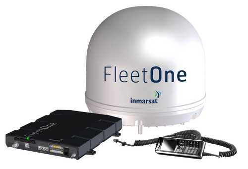 Cobham Sailor Fleet One Terminal WITH IP Handset