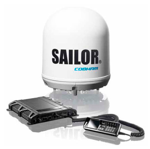 Cobham Sailor 250 FleetBroadband