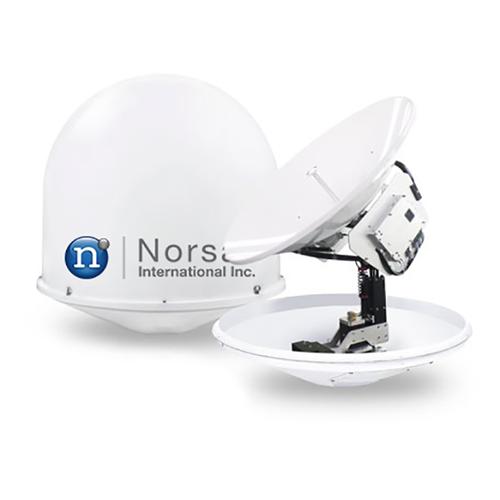 Norsat MarineLink 1.2 m Ku-Band Maritime Antenna