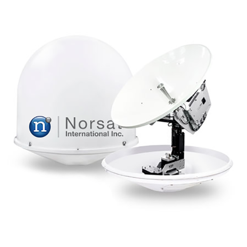 Norsat MarineLink 1.5 m Ku-Band Maritime Antenna