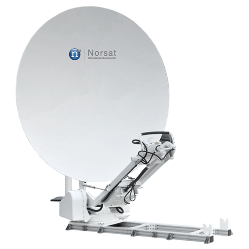 Norsat WAYFARER 1.2m Ku-Band Driveaway Antenna-IEC