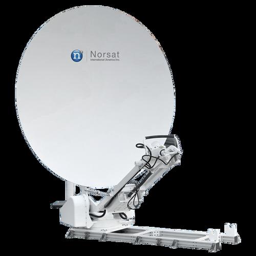 Norsat WAYFARER 1.2m Ku-Band Driveaway Antenna-UK