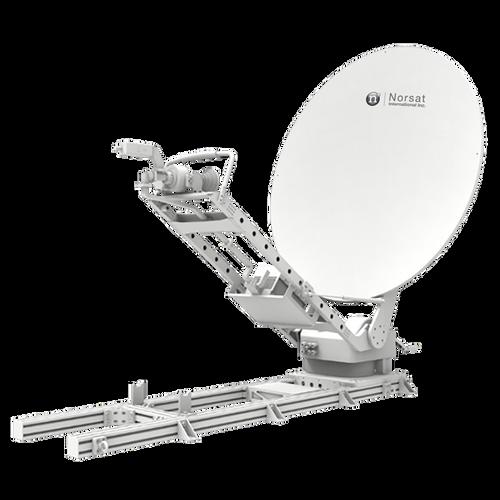 Norsat WDA180KU-UK WAYFARER 1.8m Ku-Band Driveaway Antenna