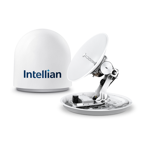 Intellian v60E 6W (NJRC) VSAT Antenna System