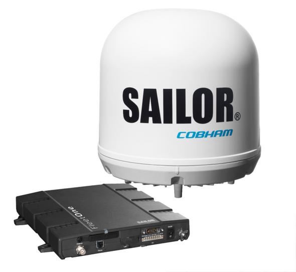 Cobham Sailor Fleet One Terminal WITHOUT IP Handset