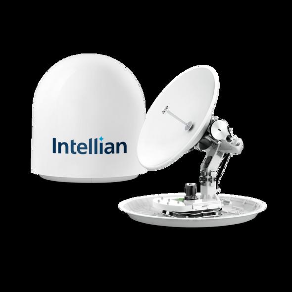 Intellian v85NX Ku-Band Maritime VSAT Antenna System w / Ku 8W, 16W or 25W Extended BUC