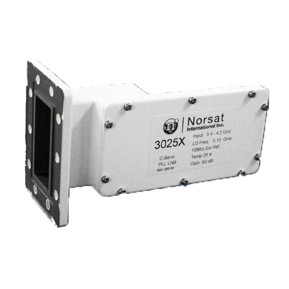 Norsat 3000 Series 3025XN C-Band Single-Band LNB