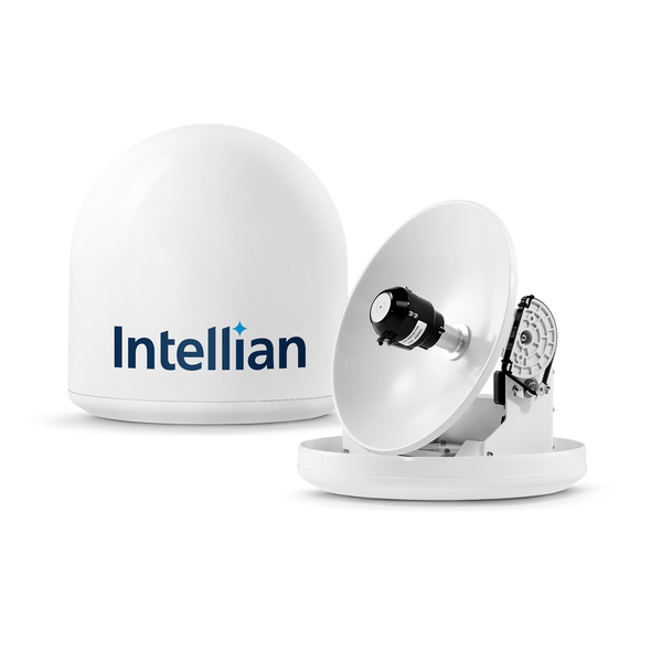 Intellian i2 US System + DISH /Bell MIM (with RG6 1m cable) + RG6 cable 15m