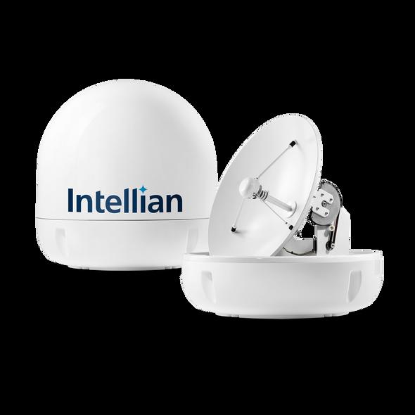 Intellian i6 US Unmatched Performance Marine Satellite TV Systems - All-Americas LNB