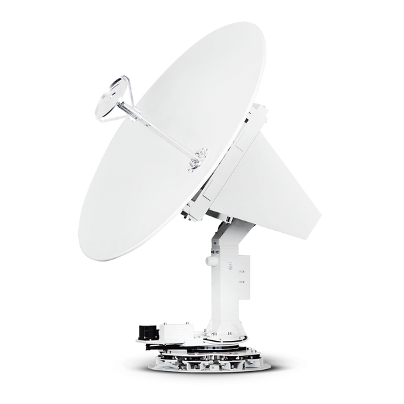 Intellian s100HD WorldViewTM - 1m Maritime Antenna for HD DIRECTV and Global TV Reception 3 DIRECTV Satellites and all Ku-band Satellite Reception