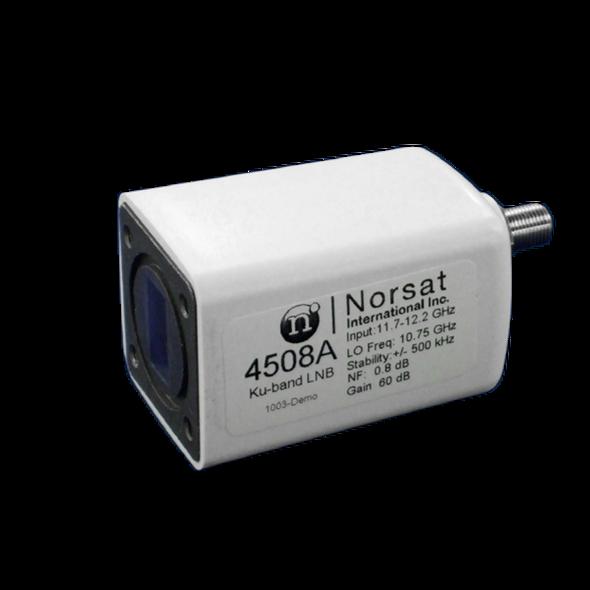 Norsat 4000 Series 4507AF Ku-Band Single-Band LNB