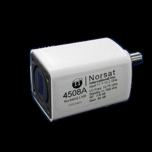 Norsat 4000 Series 4508CF Ku-Band Single-Band LNB