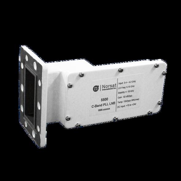 Norsat 5000 Series 5250F C-Band Single-Band LNB