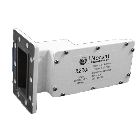 Norsat 8000 Series 8520IN C-Band Single-Band LNB
