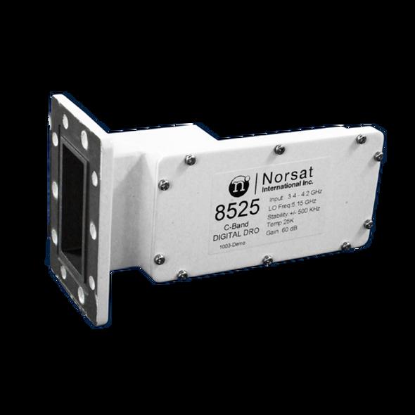 Norsat 8000 Series 8525N C-Band Single-Band LNB