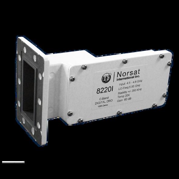 Norsat 8000 Series 8530IF C-Band Single-Band LNB