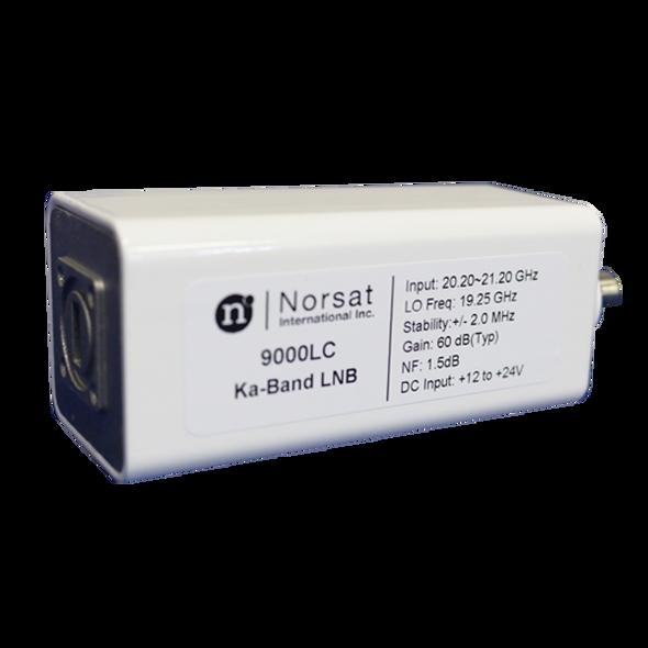 Norsat 9000 Series 9000LAN Ka-Band Single-Band LNB
