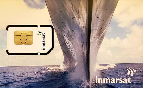 Inmarsat FleetBroadband 25MB - 12 months