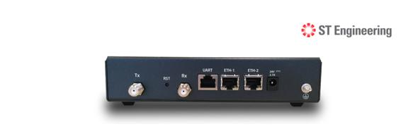 IQ Desktop+ iDirect Satellite Modem