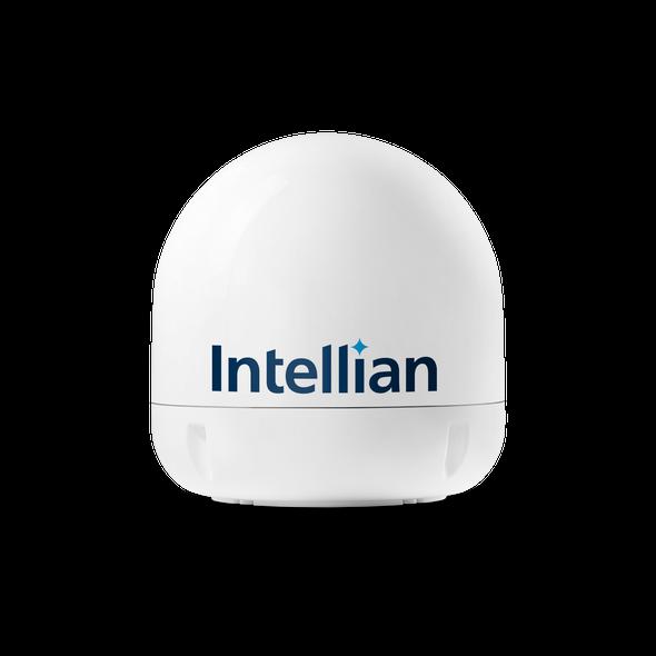 Intellian i6W 2-axis Global Reception System with 60cm (23.6 inch) Reflector & WorldView LNB Gen 2