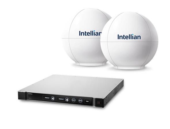 Intellian Dual VSAT Mediator (Dual VSAT Antenna Auto-switch Controller)