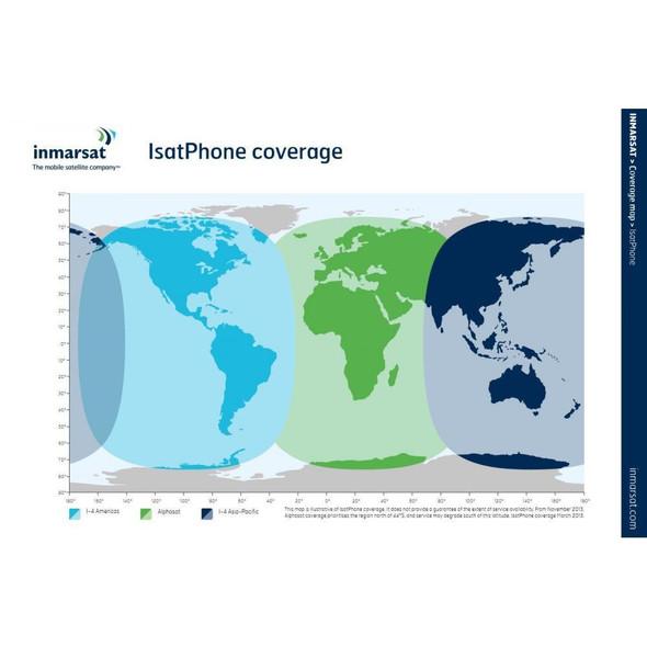 Inmarsat ISAT PHONE 10 Monthly Subscription Plan