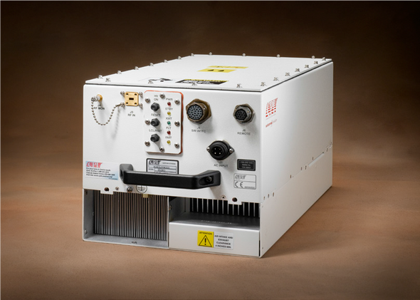 CPI Ka-Band TWTA for Satellite Uplink Communications - 120/175W