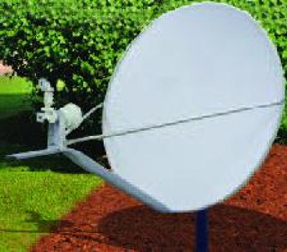 Global Skyware1.2m Extended Ku Band Receiver Transmitter (Rx/Tx) Antenna System
