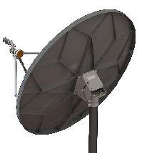 Global Skyware 1.2m Extended Ku Band SFL Receiver Transmitter (RxTx) Antenna