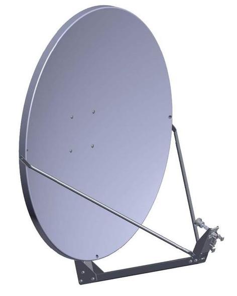 Global Skyware 1.2m Ka Band Receiver Transmitter (RxTx) Antenna System