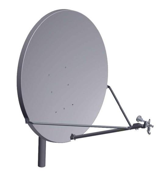 Global Skyware 1.2m Ka Band Receiver Transmitter (RxTx) Class I Antenna System