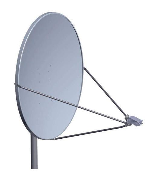Global Skyware 1.2m Ka Band Receiver Transmitter (Rx & Tx) Class I Antenna System