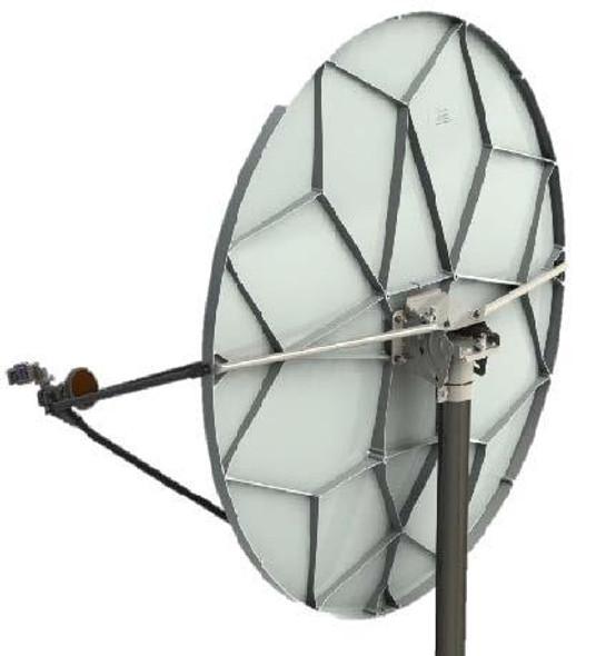 1.2m Ku Band Receiver Transmitter (Rx/Tx) Antenna System