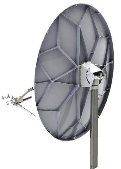 Global Skyware 1.2m SFL Receiver Transmitter (RxTx) Antenna