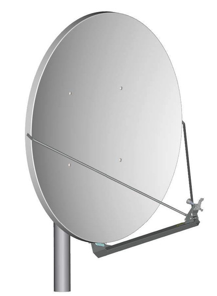 Global Skyware 1.8m Ka Band Receiver Transmitter (RxTx) Antenna System