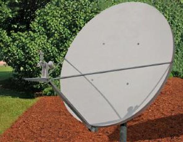 Global Skyware 1.8m Ku Band Receiver Transmitter (Rx/Tx) Class III Antenna System