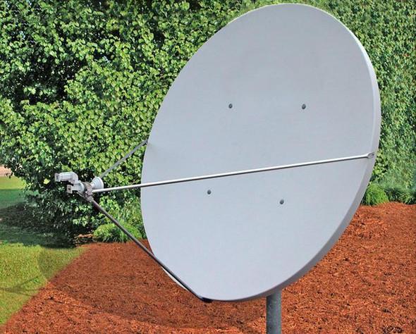 Global Skyware 1m Ku Band Receiver Transmitter (Rx/Tx) Antenna System